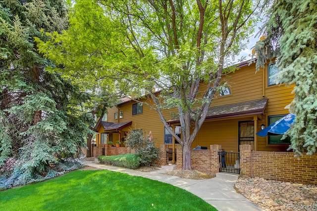 9400 E Iliff Avenue #142, Denver, CO 80231 (#3683960) :: Compass Colorado Realty