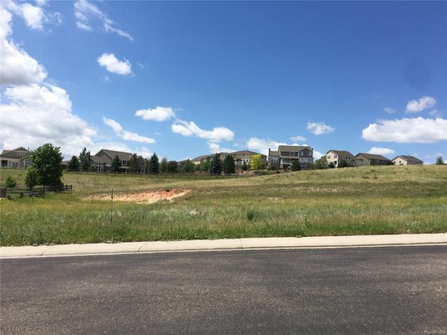 5734 Distant View Place, Parker, CO 80134 (#3684253) :: Compass Colorado Realty