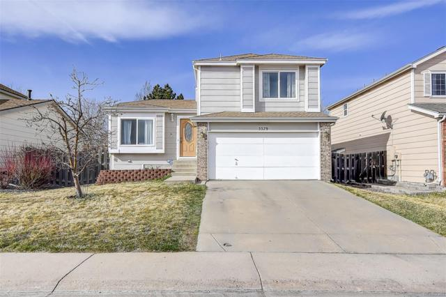 5579 S Killarney Street, Centennial, CO 80015 (#3684834) :: The Pete Cook Home Group
