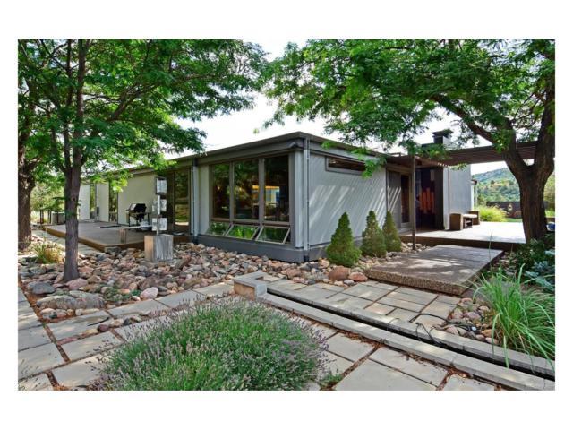 15453 Willowbrook Lane, Morrison, CO 80465 (MLS #3684974) :: 8z Real Estate