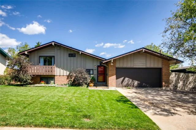 1070 S Foothill Drive, Lakewood, CO 80228 (#3685121) :: The DeGrood Team