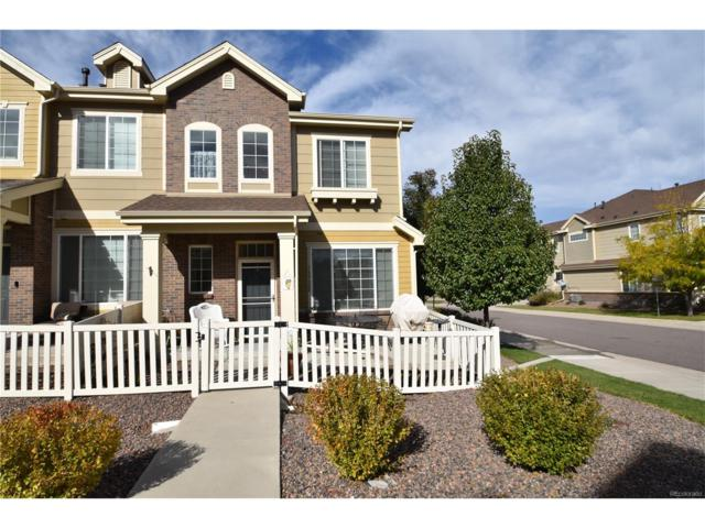 16062 W 63rd Lane, Arvada, CO 80403 (#3685358) :: The Peak Properties Group