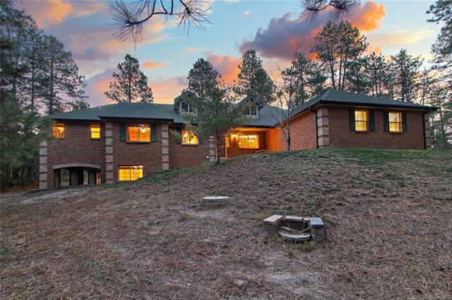 1688 E Timber Meadow Court, Franktown, CO 80116 (#3685495) :: The Heyl Group at Keller Williams