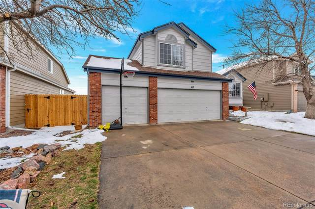 48 S Carlton Street, Castle Rock, CO 80104 (#3685503) :: Bring Home Denver with Keller Williams Downtown Realty LLC