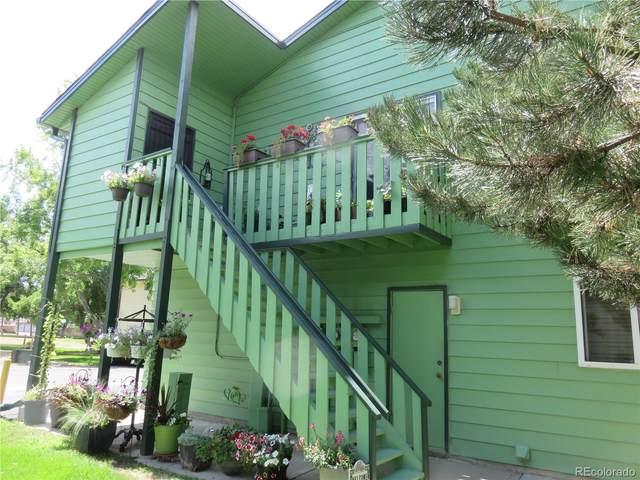 99 Nome Way D, Aurora, CO 80012 (MLS #3685582) :: Keller Williams Realty