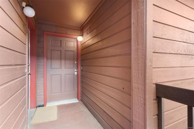 2855 Marine Street #5, Boulder, CO 80303 (MLS #3685671) :: Keller Williams Realty