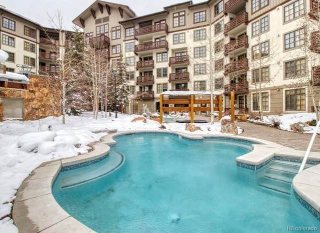 910 Copper Road #422, Frisco, CO 80443 (#3686249) :: Kimberly Austin Properties