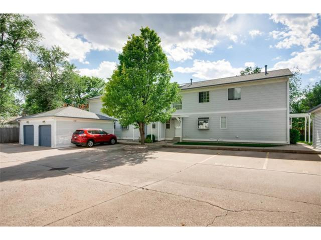 5184 W 61st Drive #5, Westminster, CO 80003 (MLS #3687332) :: 8z Real Estate