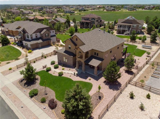 7050 Fallon Circle, Castle Rock, CO 80104 (#3687399) :: The Galo Garrido Group