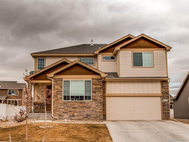 934 Mt Andrew Drive, Severance, CO 80550 (#3687553) :: The Peak Properties Group