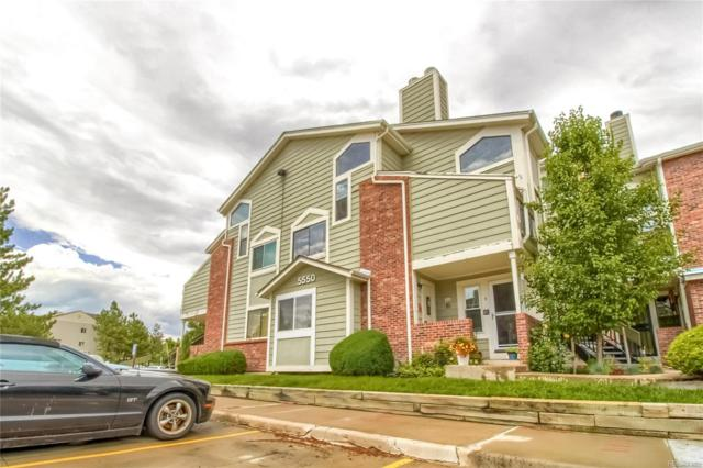 5550 W 80th Place #22, Arvada, CO 80003 (#3687566) :: Mile High Luxury Real Estate