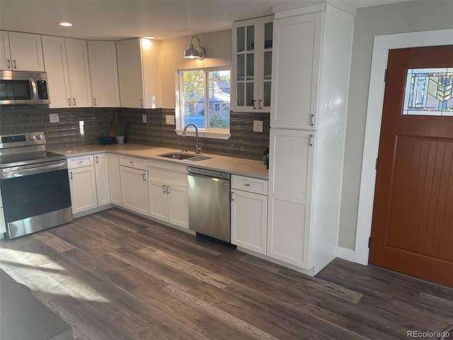 9275 W 1st Avenue, Lakewood, CO 80226 (#3687722) :: HomeSmart