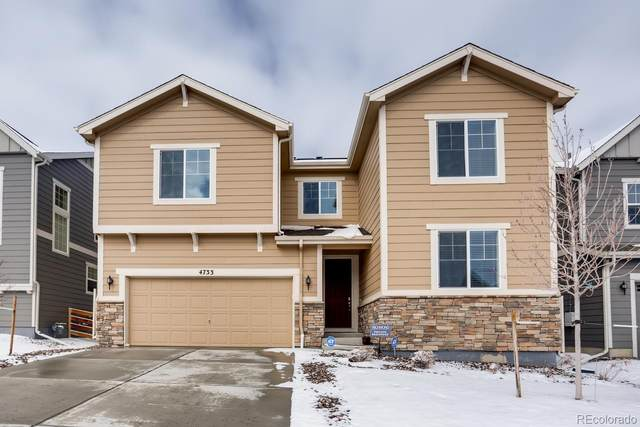 4733 S Wenatchee Circle, Aurora, CO 80015 (#3687771) :: HergGroup Denver