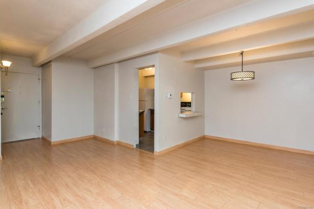 1175 Vine Street #206, Denver, CO 80206 (#3687860) :: The DeGrood Team