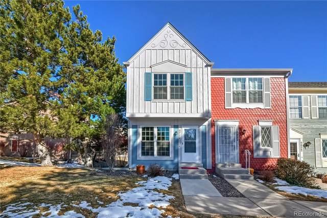 6820 S Holland Way, Littleton, CO 80128 (MLS #3687993) :: 8z Real Estate