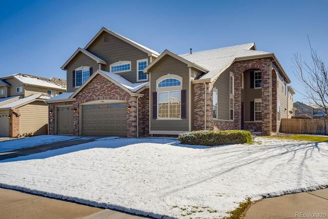 17506 E Cloudberry Drive, Parker, CO 80134 (#3688004) :: The Brokerage Group