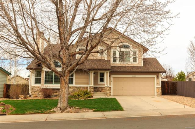 19609 E Creekside Drive, Parker, CO 80134 (#3688145) :: 5281 Exclusive Homes Realty