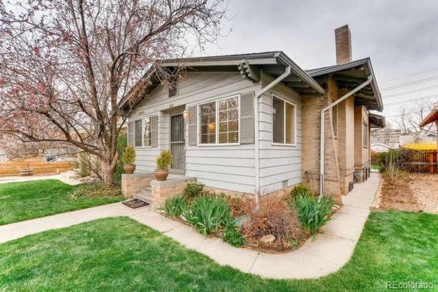 1058 Jackson Street, Denver, CO 80206 (#3688160) :: The Peak Properties Group