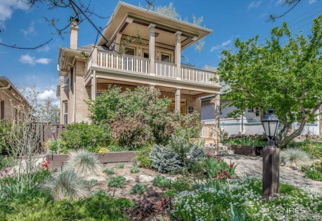 409 S Emerson Street, Denver, CO 80209 (#3688576) :: The Griffith Home Team