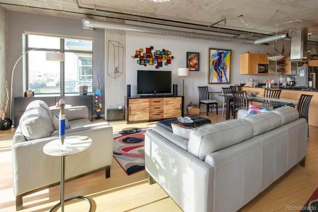 1401 Wewatta #609, Denver, CO 80202 (#3688996) :: Bring Home Denver with Keller Williams Downtown Realty LLC