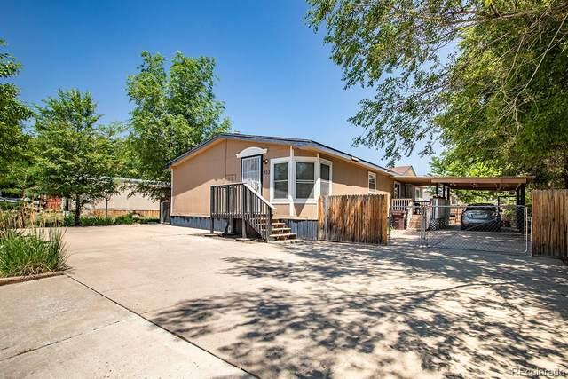 303 E Stewart Drive, Pueblo West, CO 81007 (#3689210) :: The Griffith Home Team