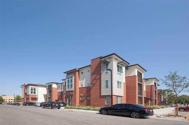 14351 E Tennessee Avenue #205, Aurora, CO 80012 (#3689450) :: The DeGrood Team