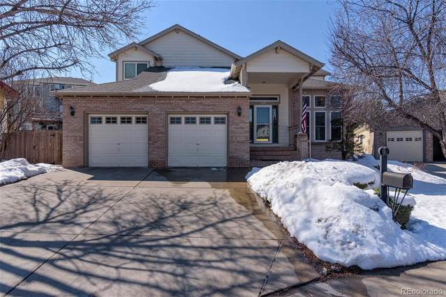 824 E 133rd Place, Thornton, CO 80241 (MLS #3689841) :: The Sam Biller Home Team