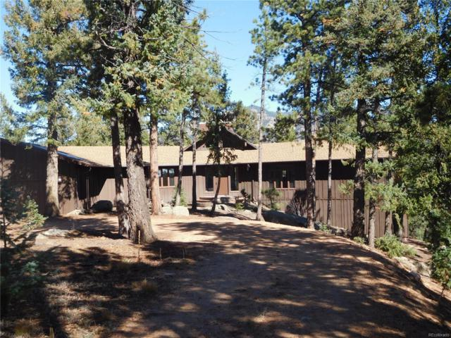 240 Nova Drive, Pine, CO 80470 (MLS #3689901) :: 8z Real Estate