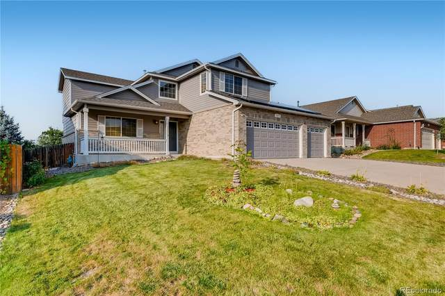 11075 W 54th Lane, Arvada, CO 80002 (#3690052) :: The Gilbert Group
