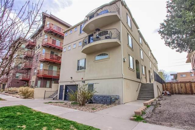 1865 Gaylord Street E, Denver, CO 80206 (#3690151) :: The DeGrood Team