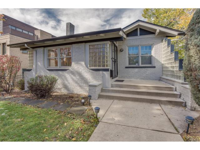 561 Cook Street, Denver, CO 80206 (#3690427) :: The City and Mountains Group