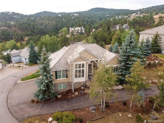 721 Summerwood Drive, Golden, CO 80401 (#3690600) :: The DeGrood Team