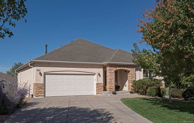 591 Stafford Circle, Castle Rock, CO 80104 (#3690727) :: The Galo Garrido Group