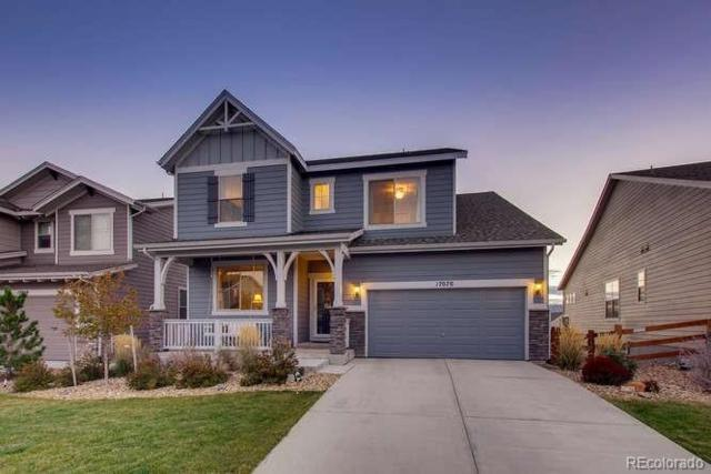17070 W 86th Place, Arvada, CO 80007 (#3690745) :: Bring Home Denver