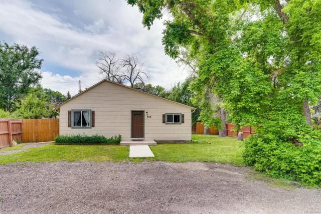 408 Cheyenne Street, Kiowa, CO 80117 (#3691571) :: HomePopper