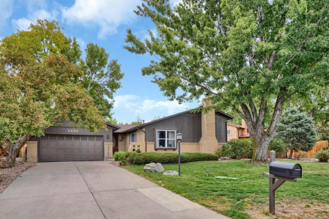 2230 Brookwood Drive, Colorado Springs, CO 80918 (#3691783) :: The Heyl Group at Keller Williams