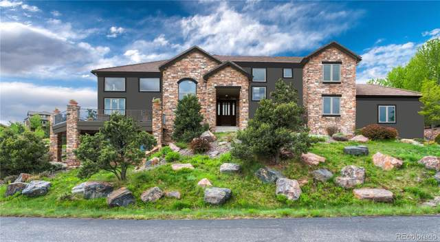16454 Willow Wood Court, Morrison, CO 80465 (#3691948) :: The Colorado Foothills Team | Berkshire Hathaway Elevated Living Real Estate