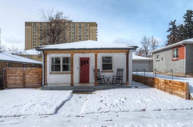 2645 Meade Street, Denver, CO 80211 (#3692255) :: Real Estate Professionals
