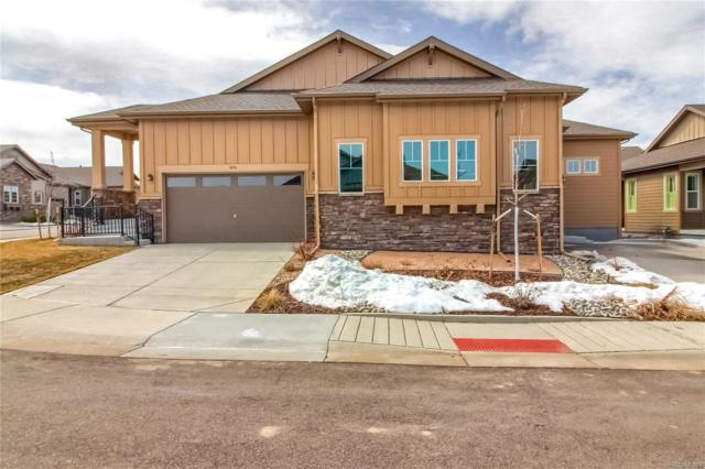 3468 New Haven Circle, Castle Rock, CO 80109 (#3692387) :: Colorado Home Finder Realty