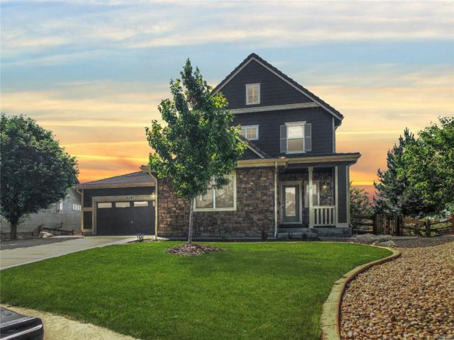 5119 Zion Court, Castle Rock, CO 80109 (#3692468) :: The Heyl Group at Keller Williams