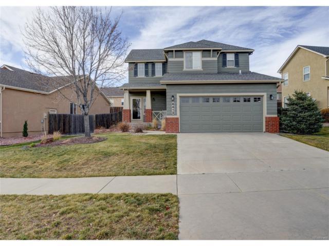 6412 Shimmering Creek Drive, Colorado Springs, CO 80923 (MLS #3692653) :: 8z Real Estate