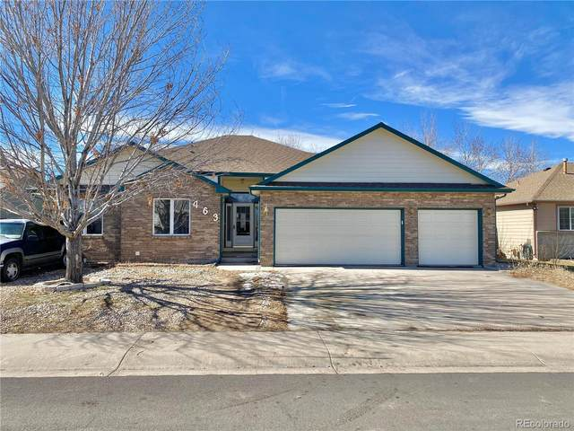 463 N 15th Avenue, Brighton, CO 80601 (#3693117) :: James Crocker Team