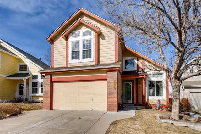 17309 Lindon Drive, Parker, CO 80134 (#3693119) :: The Griffith Home Team