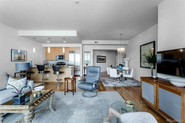 2001 Lincoln Street #1723, Denver, CO 80202 (#3693392) :: Peak Properties Group