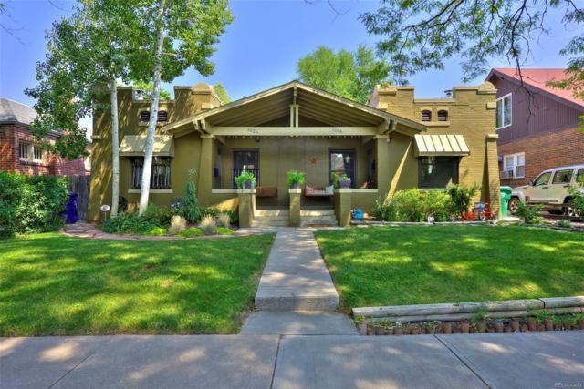 1020 Adams Street, Denver, CO 80206 (#3693408) :: Wisdom Real Estate