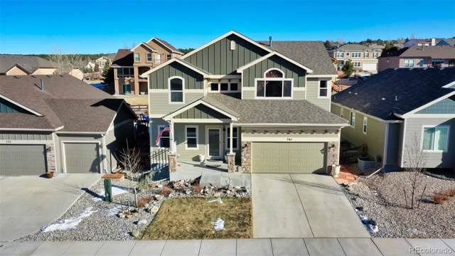 761 Tailings Drive, Monument, CO 80132 (#3693668) :: Harling Real Estate
