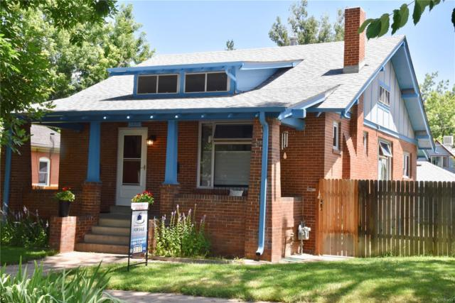 3910 Yates Street, Denver, CO 80212 (#3693673) :: The Peak Properties Group