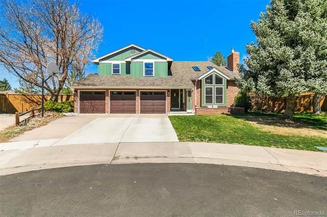 16523 E Dorado Avenue, Centennial, CO 80015 (MLS #3694043) :: 8z Real Estate