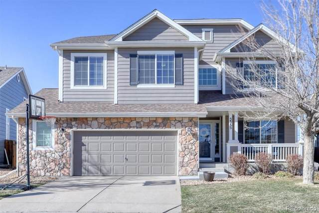 5365 Lost Meadow Trail, Castle Rock, CO 80104 (#3694068) :: Bring Home Denver with Keller Williams Downtown Realty LLC