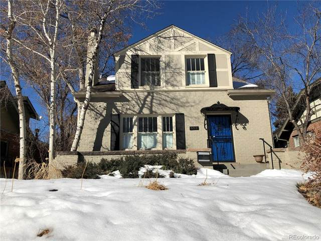 651 Madison Street, Denver, CO 80206 (MLS #3694183) :: Bliss Realty Group